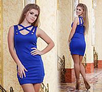 Красивое женское платье мини