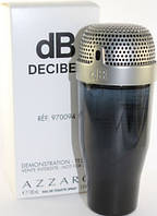 Azzaro Db Decibel Men  Тестер edt 100 ml. m оригинал