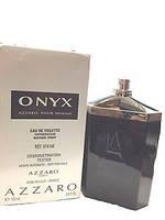Azzaro Onyx Men Тестер   edt 100 ml. m оригинал