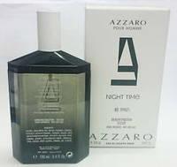 Azzaro Pour Homme Night Time edt 100ml. m Тестер оригинал