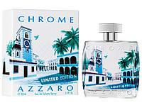 Azzaro Chrome edt 100ml. m Limited Edition оригинал