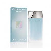 Azzaro Chrome Sport edt 7ml. m оригинал