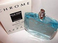 Azzaro Chrome  edt 100  ml. m оригинал Тестер