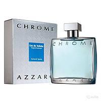 Azzaro Chrome  edt 30  ml. m оригинал