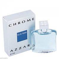 Azzaro Chrome  Men Mini edt 7 ml. m оригинал