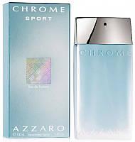 Azzaro Chrome Sport  edt 50  ml. m оригинал