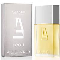 Azzaro Pour Homme L`Eau edt 100 ml. мужской оригинал