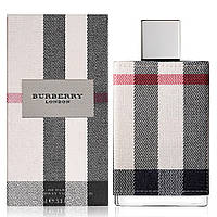 Burberry London Fabric  edp 100  ml. w оригинал Тестер