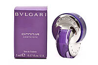 Bvlgari Omnia Amethyste  Mini edt 5 ml. w оригинал