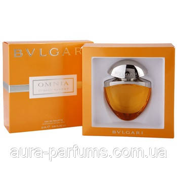 Bvlgari Omnia Indian Garnet Edt 25 Mlw Jewel Charms Collection