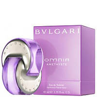 Bvlgari Omnia Amethyste  edt 40  ml. w оригинал