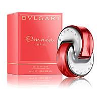 Bvlgari Omnia Coral  edt 40  ml. w оригинал