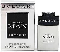 Bvlgari Man Extreme  edt 5  ml. m оригинал mini