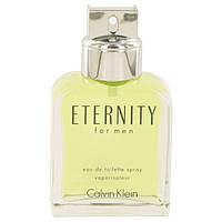 Calvin Klein Eternity For men  edt 100  ml. m оригинал Тестер