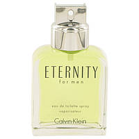 Calvin Klein Eternity For men  edt 100  ml. m оригинал Тестер