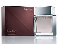 Calvin Klein Euphoria  men edt 100  ml. m оригинал