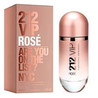 Carolina Herrera 212 VIP Rose edp 30 ml. w оригинал