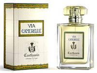 Carthusia Via Camerelle  edt 100  ml. w оригинал Тестер