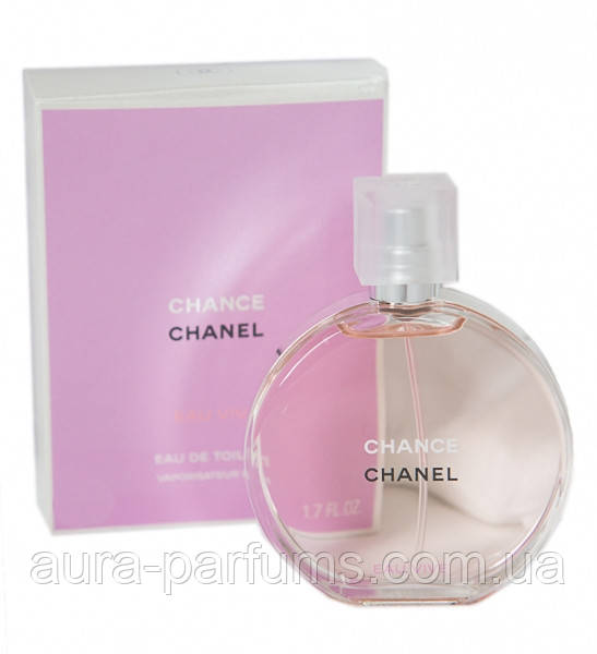 Chanel Chance Eau Vive Edt 50 Ml женский оригинал в категории