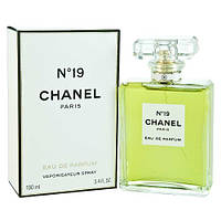 Chanel N19  edp 100  ml. w оригинал Тестер