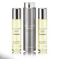 Chanel Allure Homme Sport Eau Extreme  edt 3х20  ml. m оригинал travel set