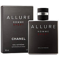 Chanel Allure Homme Sport Eau Extreme  edt 50  ml. m оригинал