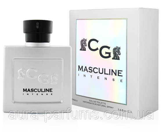 Christian Gautier Masculine Intense  edt 100  ml. m оригинал