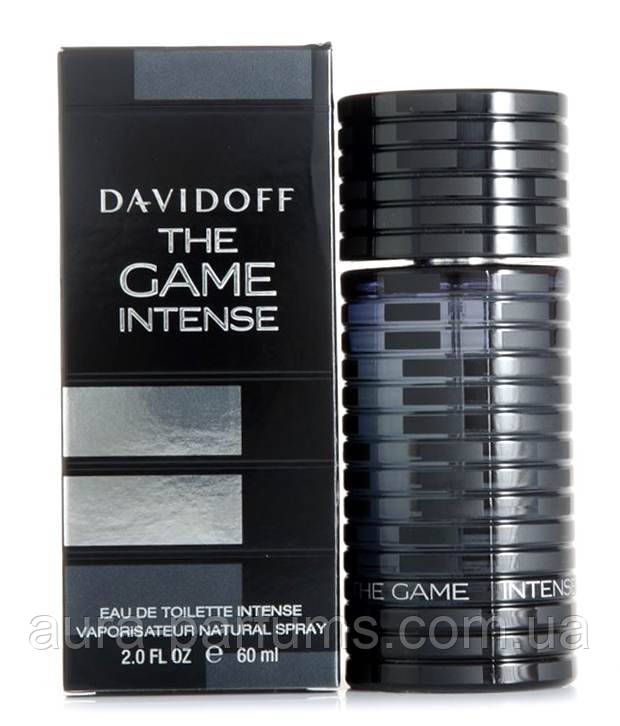 Davidoff The Game Intense edt 100  ml. мужской оригинал