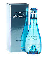 Davidoff Cool Water Woman  edt 100  ml. w оригинал Тестер