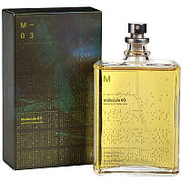 Escentric Molecules Molecule 03  edt 100  ml.  u оригинал