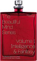 Escentric Molecules The Beautiful Mind Series Volume 1 Intelligence & Fantasy  edt 100  ml. u оригинал Тестер