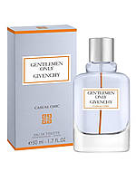 Givenchy Gentle m Only Casual Chic  edt 100  ml. m оригинал