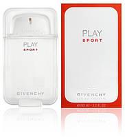 Givenchy Play Sport  edt 100  ml. m оригинал Тестер
