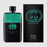Gucci Guilty Black Pour Homme  edt 90  ml. m оригинал Тестер
