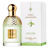 Guerlain Aqua Allegoria Limon Verde  edt 75  ml. w оригинал