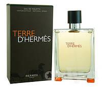 Hermes Terre d`Hermes  edt 100  ml. m оригинал Тестер