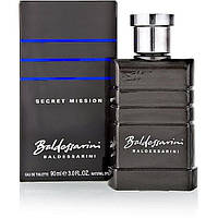 Hugo Boss Baldessarini Secret Mission  edt 90  ml. m оригинал Тестер