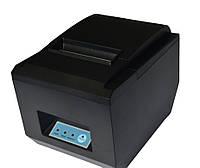 Чековый принтер POS-8250 с автообрезкой (USB+LAN)