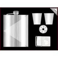 Подарочный набор Moongrass 5 предметов DJH0833, качественный товары,сувениры для мужчин