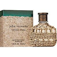 John Varvatos Artisan Acqua  edt 125  ml. m оригинал Тестер