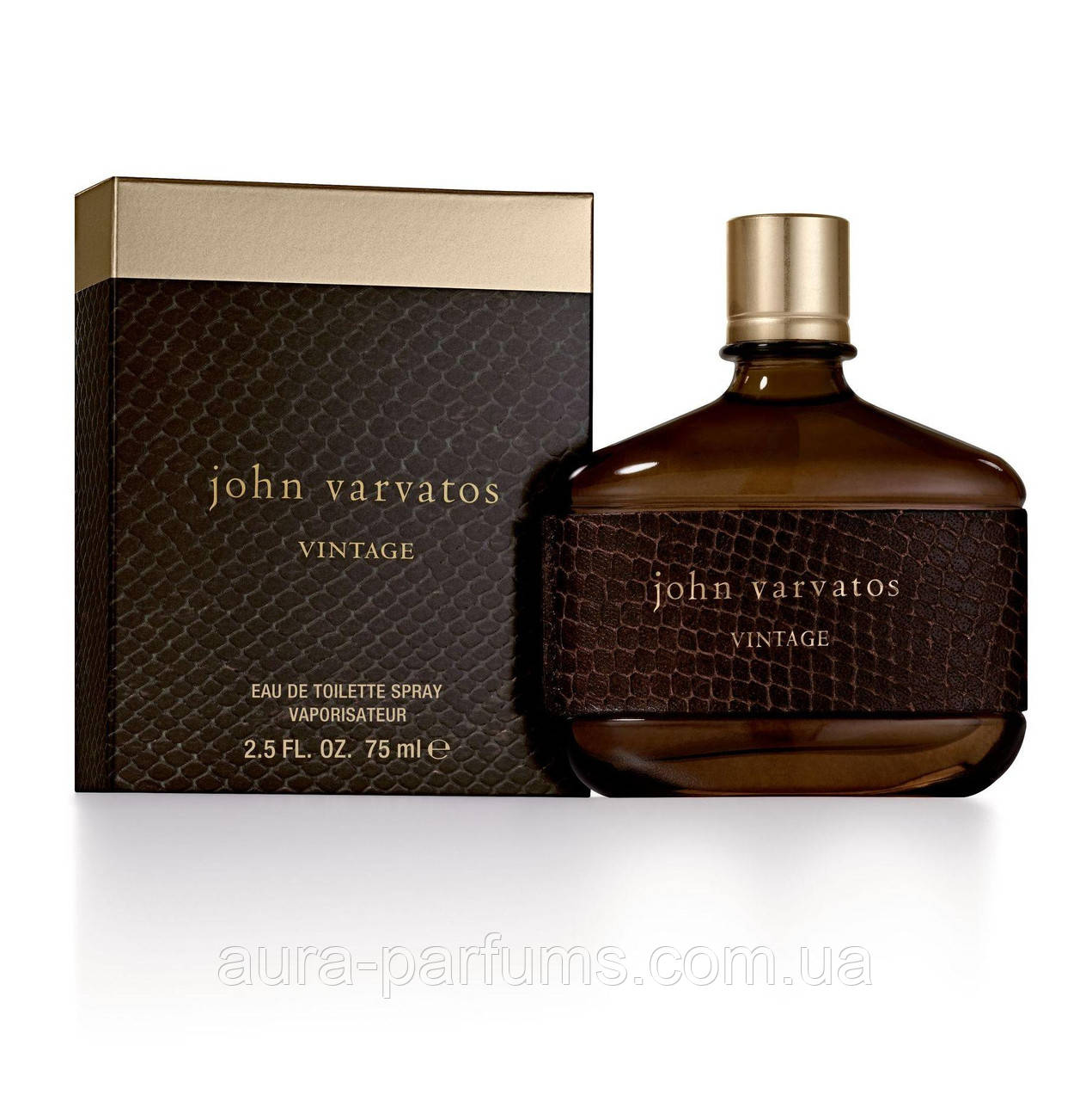 John Varvatos Vintage  edt 75  ml. m оригинал