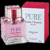 Karen Low Pure Infinite Pleasure Just Girl  edp 100  ml. w оригинал