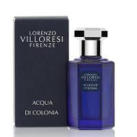 Lorenzo Villoresi Acqua di Colonia  edt 50  ml.  u оригинал