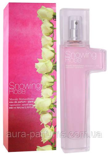 Masaki Matsushima Snowing Rose  edp 40  ml. w оригинал