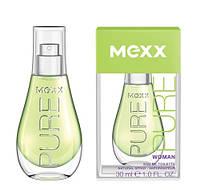 Mexx Pure Woman New  edt 30  ml. w оригинал