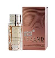 Mont Blanc Legend Pour Femme  edp 30  ml. w оригинал