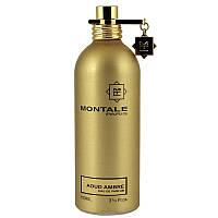 Montale Aoud Ambre  edp 100  ml.  u оригинал  Тестер