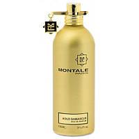 Montale Aoud Damascus  edp 100  ml. w оригинал Тестер