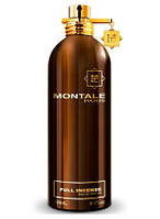 Montale Full Incense  edp 100  ml.  u оригинал  Тестер