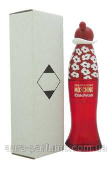 Moschino Cheap And Chic Chic Petals  edt 100  ml. w оригинал Тестер